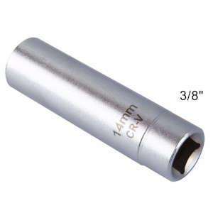 FireAngels - Llave de Vaso para bujías de 14 mm